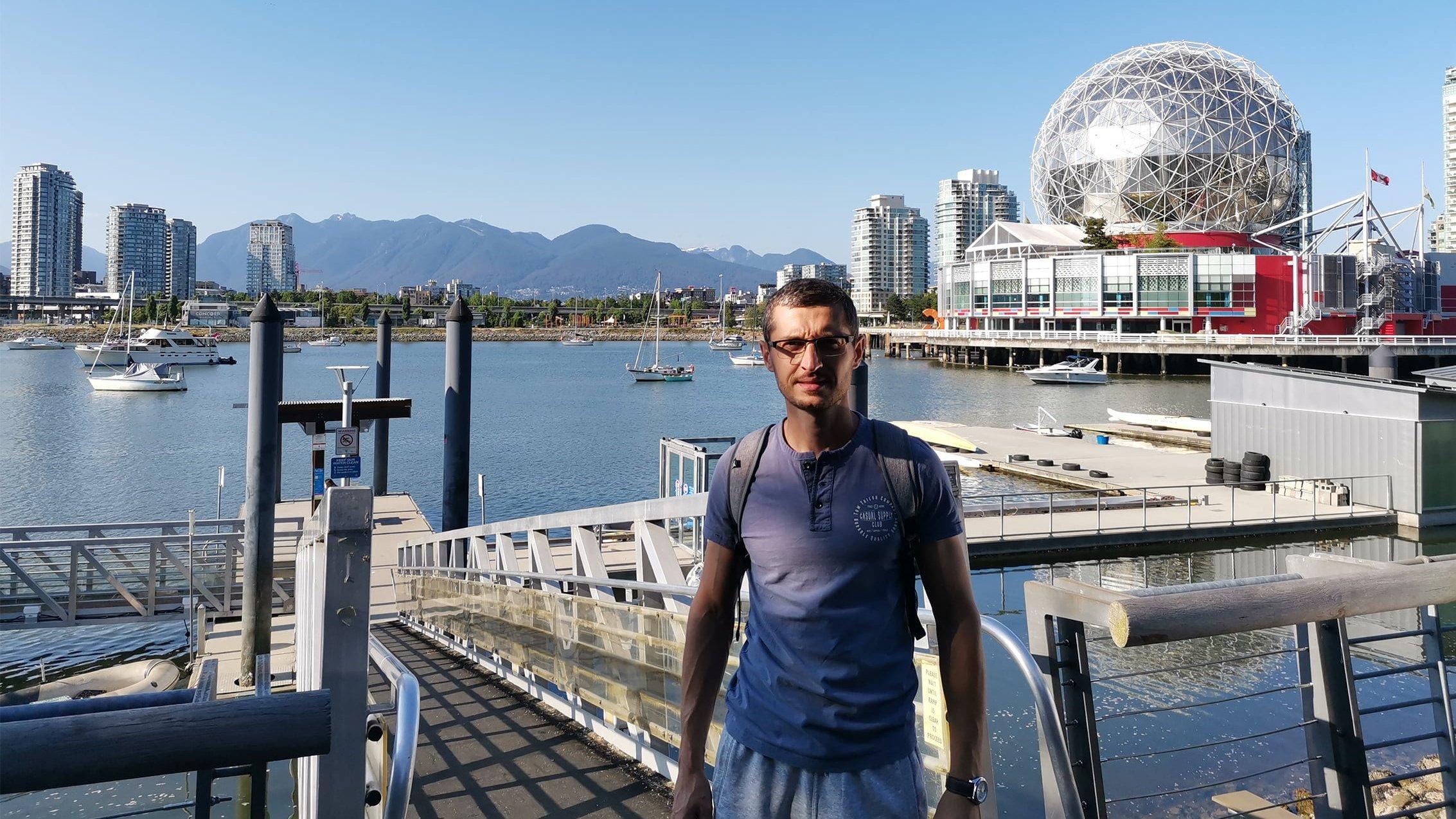 Postdiplomske studije u Vankuveru - Sinišino studentsko iskustvo iz Kanade